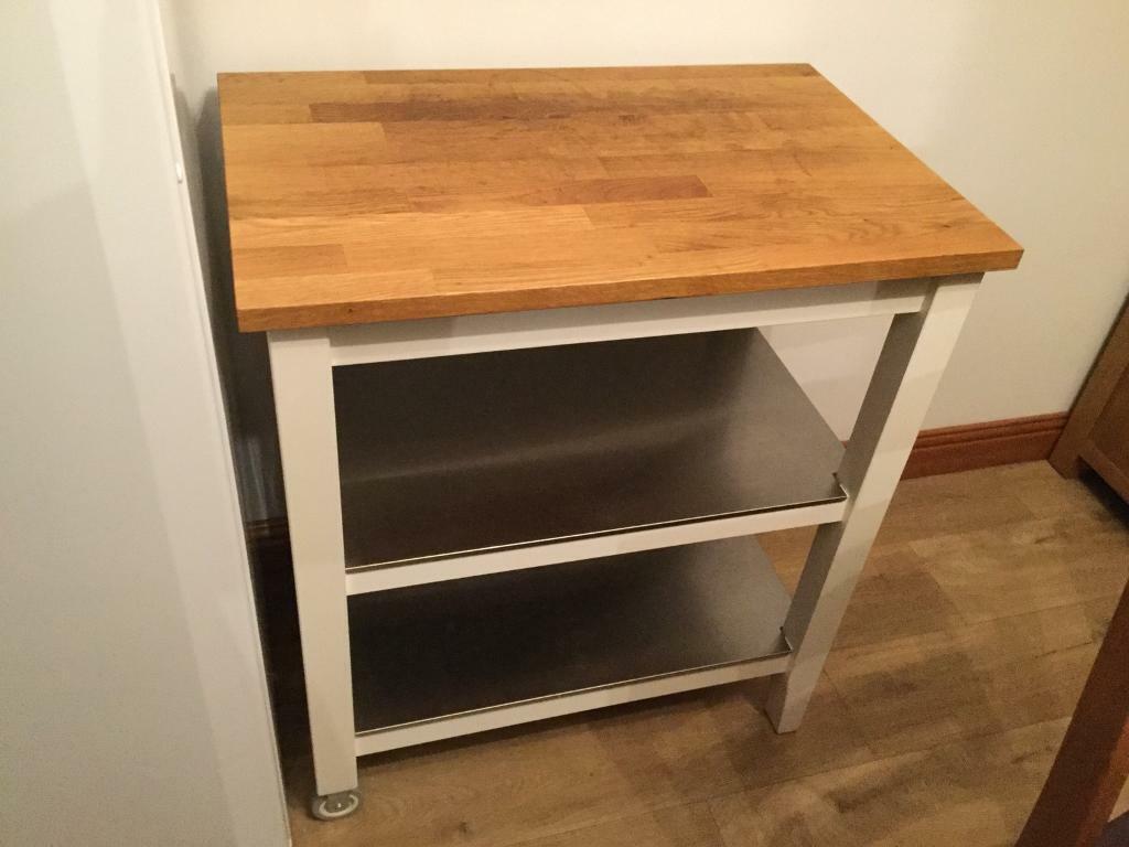 Sensational Ikea Kitchen Work Bench In Leven Fife Gumtree Uwap Interior Chair Design Uwaporg