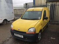 RENAULT KANGOO DIESEL SPARE PARTS AVAILABLE