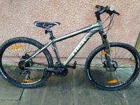 "Trek 4 Series Mountain Bike. 17"" Frame."