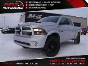 2014 Ram 1500 Sport - FULL - Lift kit - Mags 20'' - Exhaust BORL