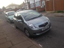 Toyota Yaris 2006 reg 5 door hatchback Good condition