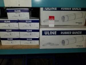Uline Rubber Bands - Only $10/Box!