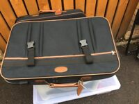 2 Identical WEEKEND Suitcases, Used once, in Excellent condition.