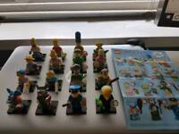 Lego Simpsons Series 1 2 32 minifigures