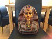 Egyptian photos and figures etc