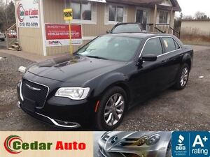 2015 Chrysler 300 Touring Limited AWD  - NO Payments and No Inte London Ontario image 1