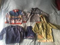 Bundle of boys' clothes 4-5 years