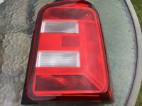 VW Transporter os rear light unit