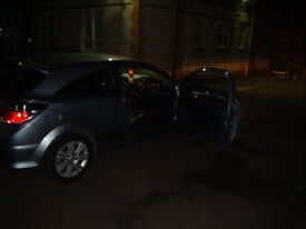 Smooth Vauxhall Astra Sports 2009