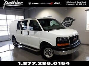 2017 GMC Savana 2500 Work Van | RWD | A/C |