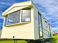 Cheap caravan for sale in Northumberland, 12 month season & cheap fees!