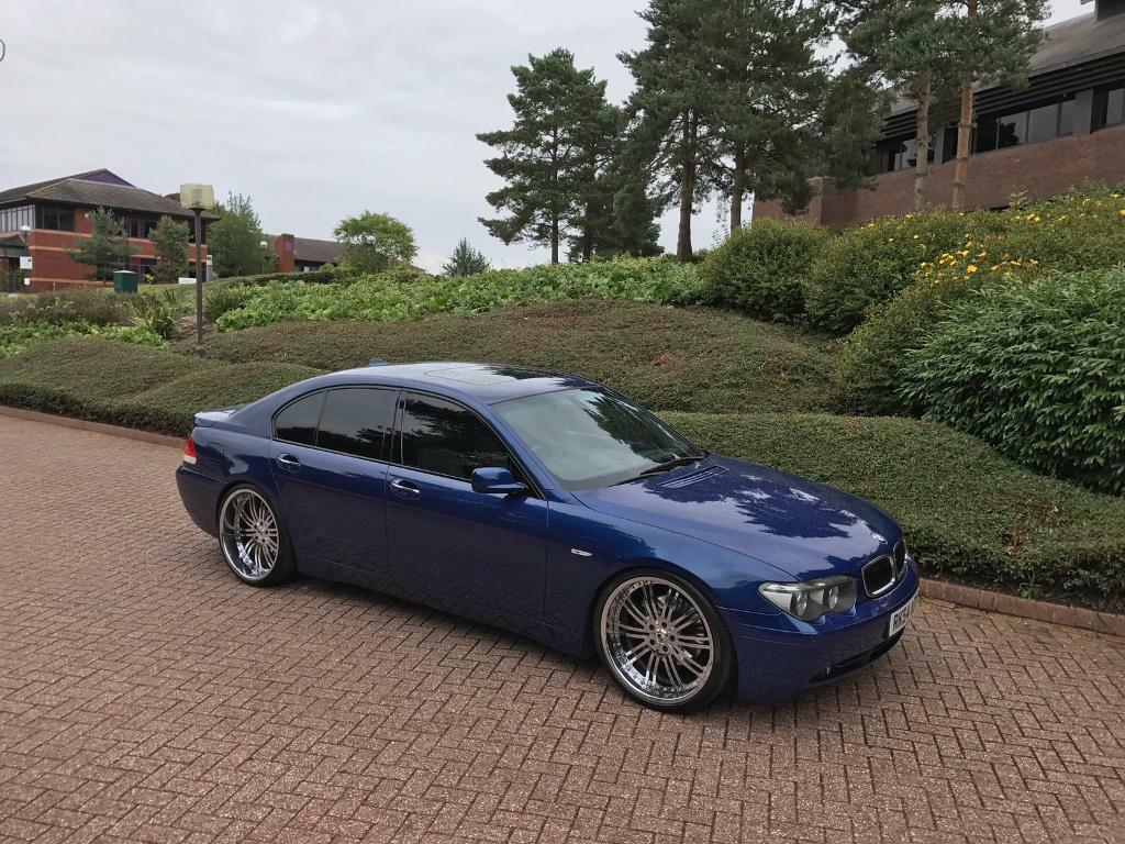 bmw 745i individual e65 7 series swap px r22 stance in guildford surrey gumtree. Black Bedroom Furniture Sets. Home Design Ideas