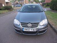 Volkswagen Golf 2.0 TDI ESTATE DPF SE 5dr PARROT CAR KIT