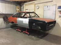 Ford Escort All Models Classic car restoration rust removal welding all makes/years