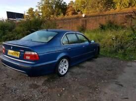 BMW E39 530D 2002\november