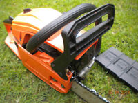 Chainsaw - 18 inch - working order - £65