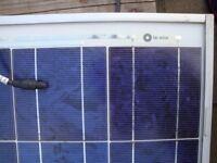 PV Solar Panels Complete Kit - For battery charging ++ only £90/=