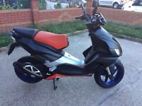 Aprillia SR50R For Sale £550 ONO