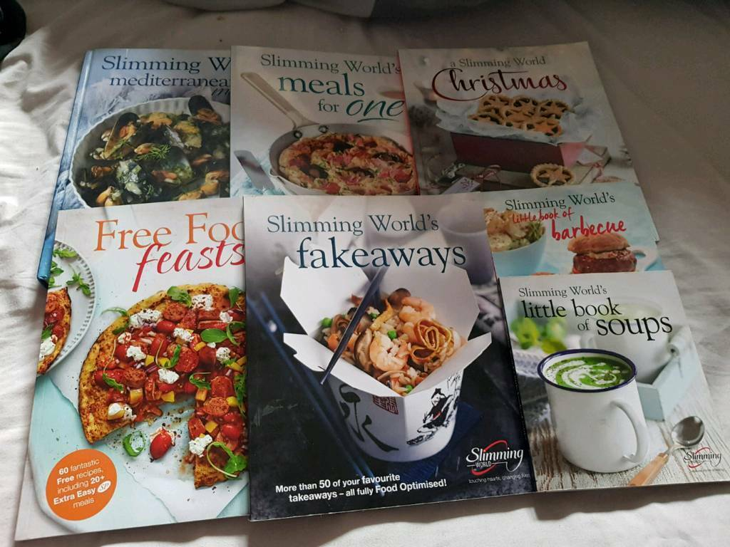 Slimming World Book Collection & Starter Pack
