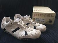 Diesel designer trainer shoes mens