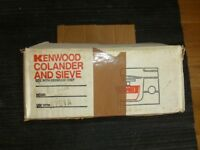 OLD STYLE KENWOOD CHEF ATTACHMENT