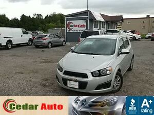 2012 Chevrolet Sonic LS - Managers Special.