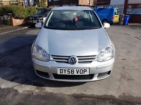 Volkswagen Golf DSG Automatic, HPI Clear