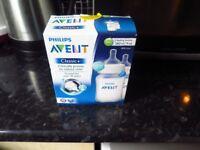 Phillips Avent baby bottle