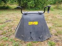 Grass deflector for Mountfield ride on tractor mower 1436H