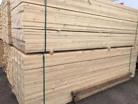 🌲•New• Scaffold Style Wooden Boards/ Planks ~ 3/ 3.9M