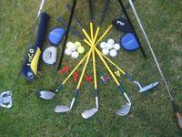 Set Dunlop Junior Golf Clubs