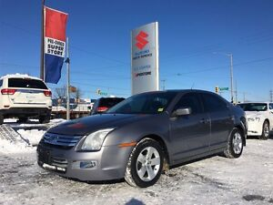 2007 Ford Fusion SE ~Low Km's ~Power Seat ~Alloy Wheels