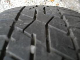 13-inch TYRE....155/65 Dunlop SP 9