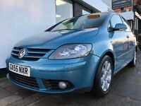 Volkswagen Golf Plus 2.0 FSI GT 5dr HEATED LEATHER SEATS