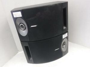 Bose Speakers 201 Series V. We Buy and Sell Used Home Audio Equipment. 115624*