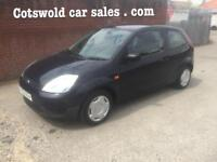 2005Ford Fiesta zetec finess 1.2 44000 miles cam belt done 12 services immaculate inside & outside