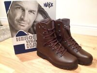 Brown hillwalking, Gore-tex Leather boots
