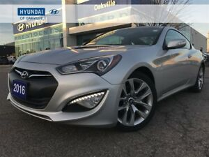 2016 Hyundai Genesis Coupe 3.8L | PREMIUM | A/T | NAVI | LEATHER