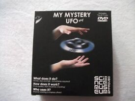 MY MYSTERY UFO - SCIENCE MUSEUM APPROVED