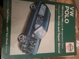 Vw polo parts