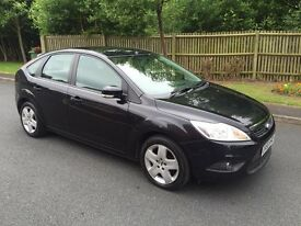 FORD FOCUS 1.4 STYLE 5DR 58 LOW MILES 86K LONG MOT 2 KEYS RECENT SERVICE DELIVERY AVAILABLE BARGAIN