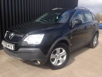 2009 Vauxhall Antara 2.0 CDTi 16v E 5dr 12 Months MOT, Service History, Automatic, Finance Available