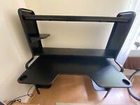 Ikea Fredde gaming desk