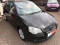 VW Polo 1.2 Match 5 Door 2009 Superb Condition Full Service History Finance Available RAC Warranty