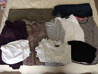 maternity clothes bundle excellent condition