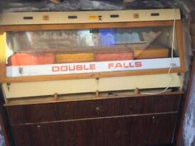 Very old 2penny push machine