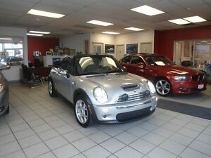 2008 MINI Cooper Convertible S CONVERTIBLE LOW KM NO ACCIDENT SA