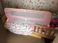 Lindam bed safety guard