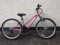 Apollo Vivid Girls Mountain Bike - good condition