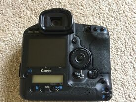 Canon 1D MK 4 Mint Condition Very Low Shutter Count
